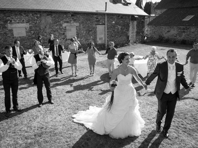 Le mariage de Jean Baptiste et Eloïse à Noyal-sur-Vilaine, Ille et Vilaine 11