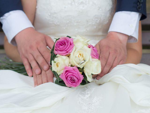 Le mariage de Jean Baptiste et Eloïse à Noyal-sur-Vilaine, Ille et Vilaine 22
