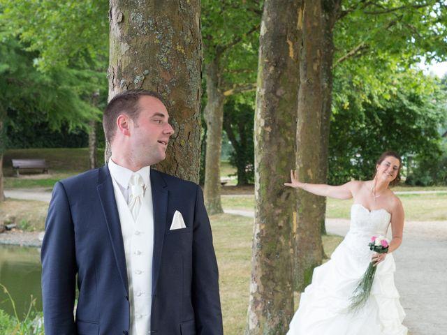 Le mariage de Jean Baptiste et Eloïse à Noyal-sur-Vilaine, Ille et Vilaine 23