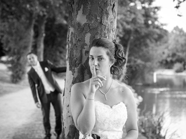 Le mariage de Jean Baptiste et Eloïse à Noyal-sur-Vilaine, Ille et Vilaine 24