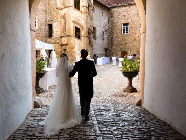 Le mariage de Rob et Emilie à Bouzonville, Moselle 15