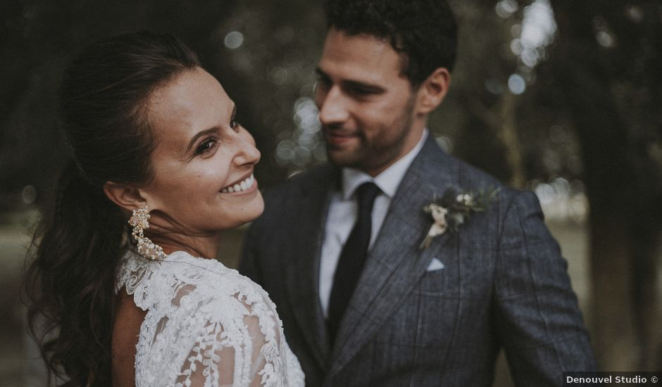 Le mariage de Julien et Louisa à Saint Sulpice sur Loire, Maine et Loire