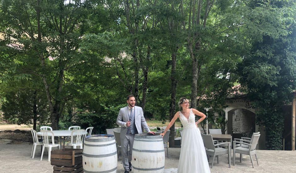 Le mariage de David et Coralie à Méounes-lès-Montrieux, Var
