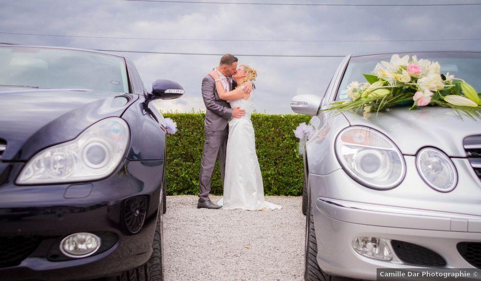Le mariage de David et Mélissa à Comines, Nord