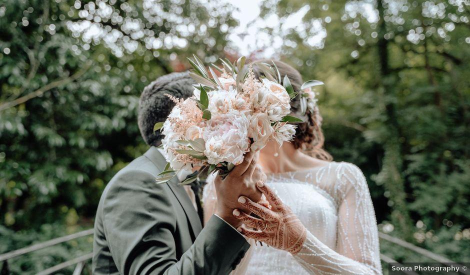 Le mariage de Yasmina et Sohan à Bray-et-Lû, Val-d'Oise
