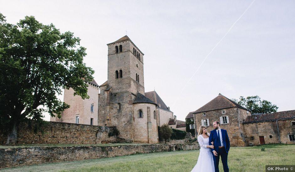 Le mariage de Xavier et Franceska à Pierreclos, Saône et Loire