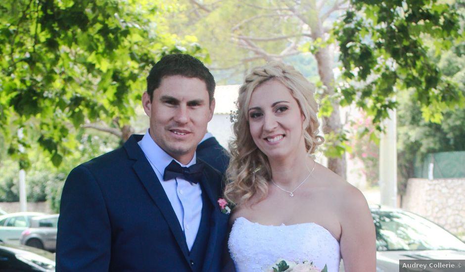 Le mariage de Rudy et Emilie à La Valette-du-Var, Var