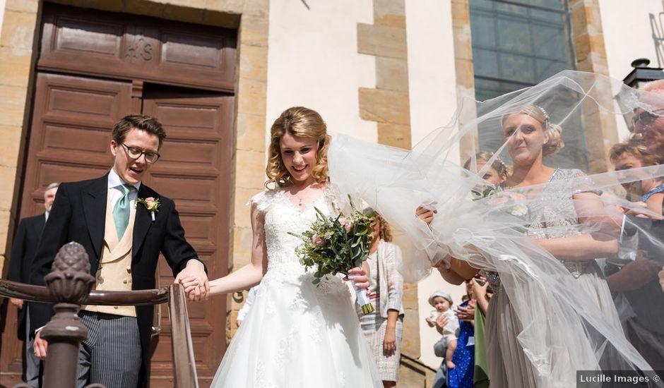 Le mariage de Rob et Emilie à Bouzonville, Moselle