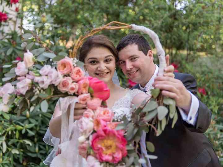 Le mariage de Elodie et Jérôme
