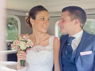 Le mariage de Marine et Christopher