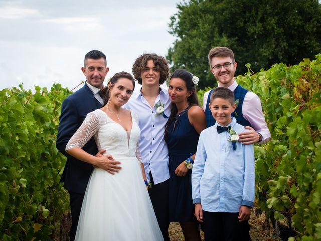 Le mariage de Lionel et Karine à Langon, Gironde 1