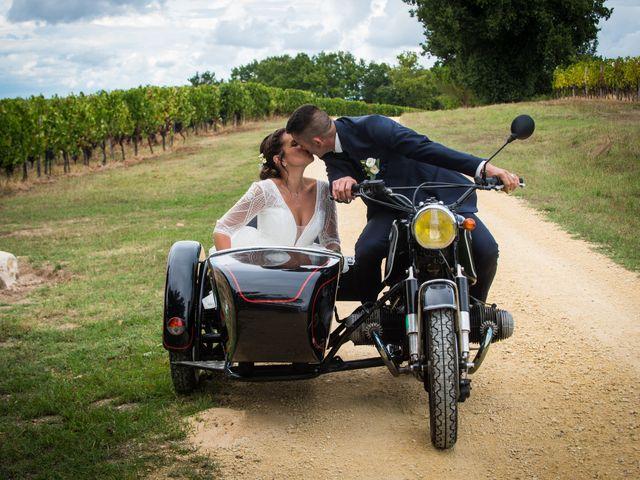 Le mariage de Lionel et Karine à Langon, Gironde 5