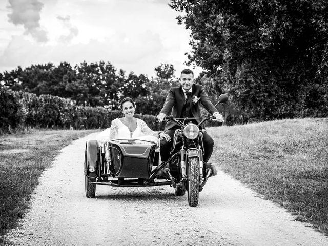 Le mariage de Lionel et Karine à Langon, Gironde 6
