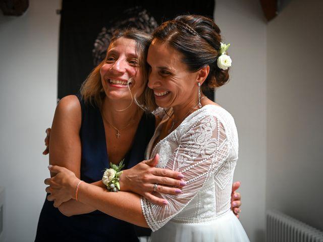 Le mariage de Lionel et Karine à Langon, Gironde 33
