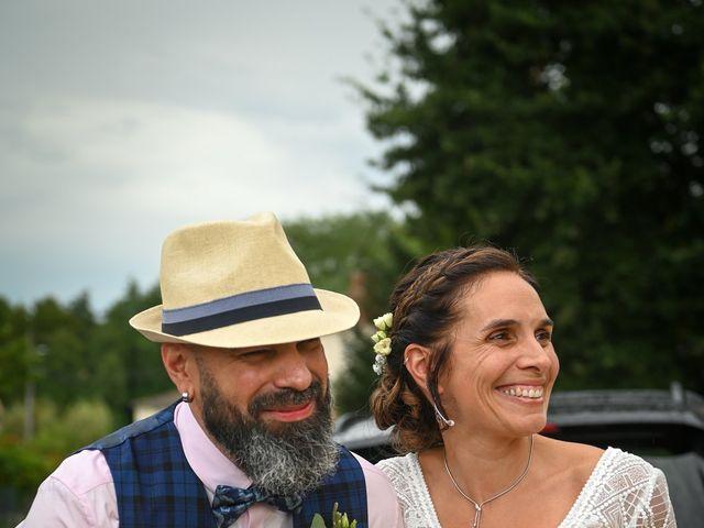 Le mariage de Lionel et Karine à Langon, Gironde 49