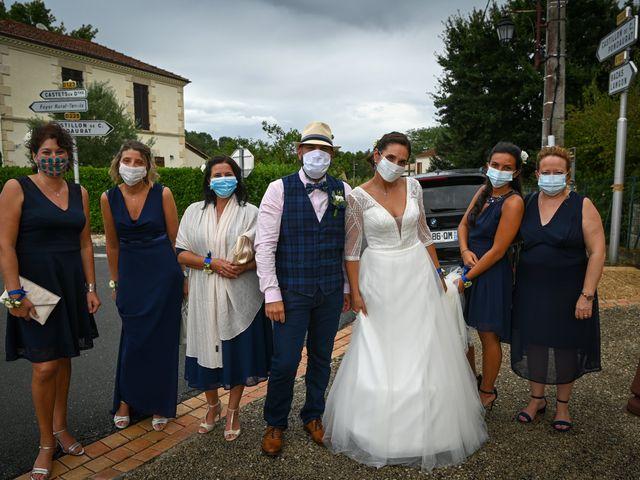 Le mariage de Lionel et Karine à Langon, Gironde 50