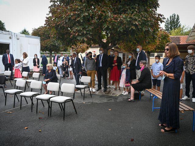 Le mariage de Lionel et Karine à Langon, Gironde 51
