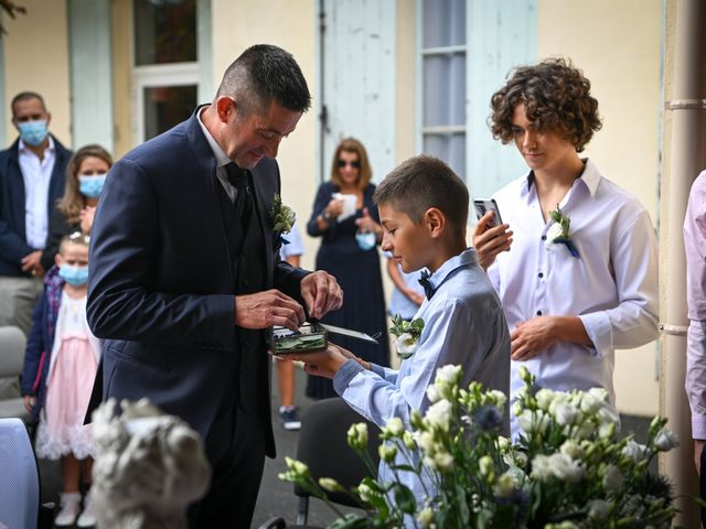 Le mariage de Lionel et Karine à Langon, Gironde 52