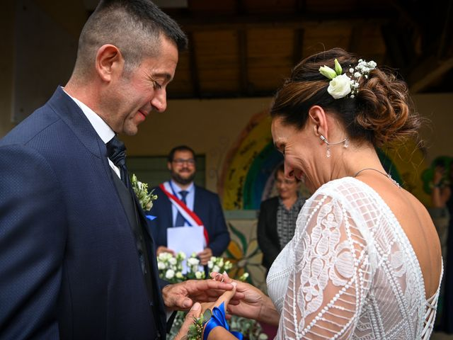 Le mariage de Lionel et Karine à Langon, Gironde 54