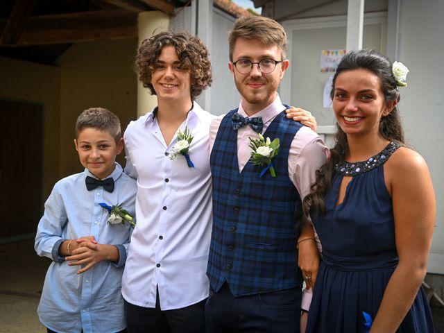 Le mariage de Lionel et Karine à Langon, Gironde 55