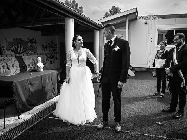 Le mariage de Lionel et Karine à Langon, Gironde 56
