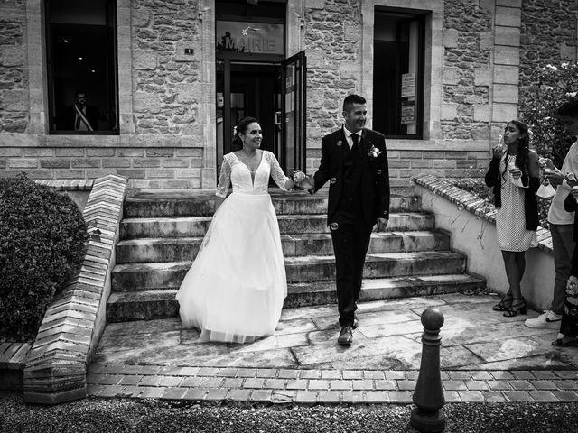 Le mariage de Lionel et Karine à Langon, Gironde 57