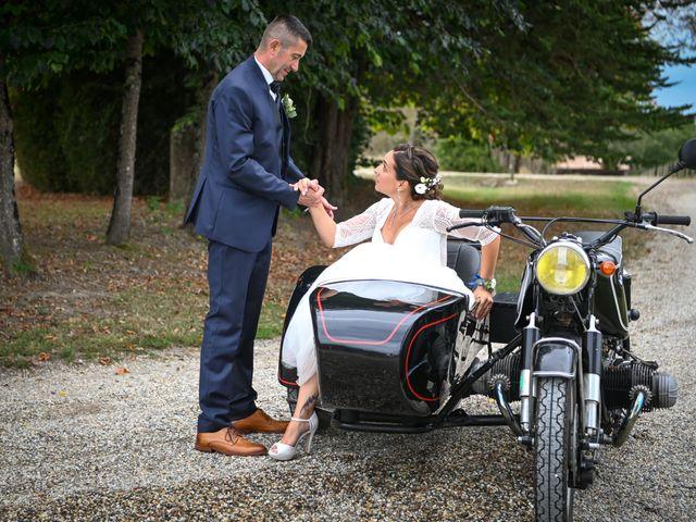 Le mariage de Lionel et Karine à Langon, Gironde 81