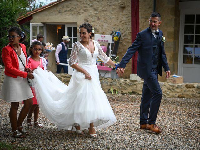 Le mariage de Lionel et Karine à Langon, Gironde 85
