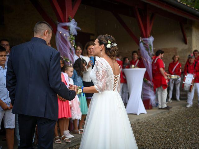 Le mariage de Lionel et Karine à Langon, Gironde 86