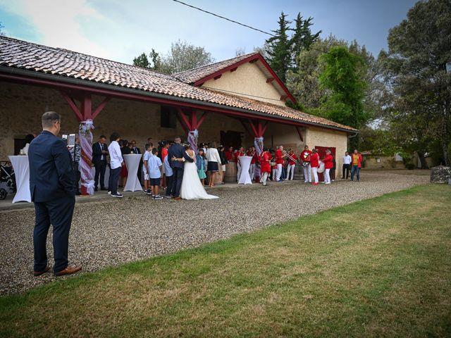 Le mariage de Lionel et Karine à Langon, Gironde 87