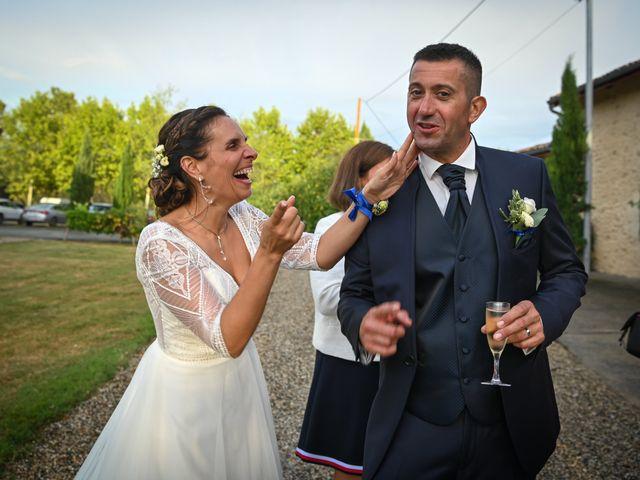 Le mariage de Lionel et Karine à Langon, Gironde 94