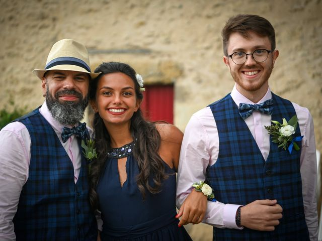Le mariage de Lionel et Karine à Langon, Gironde 117