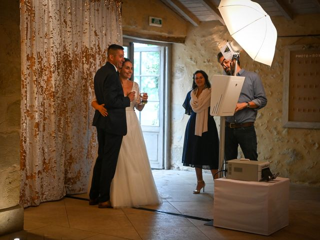 Le mariage de Lionel et Karine à Langon, Gironde 118
