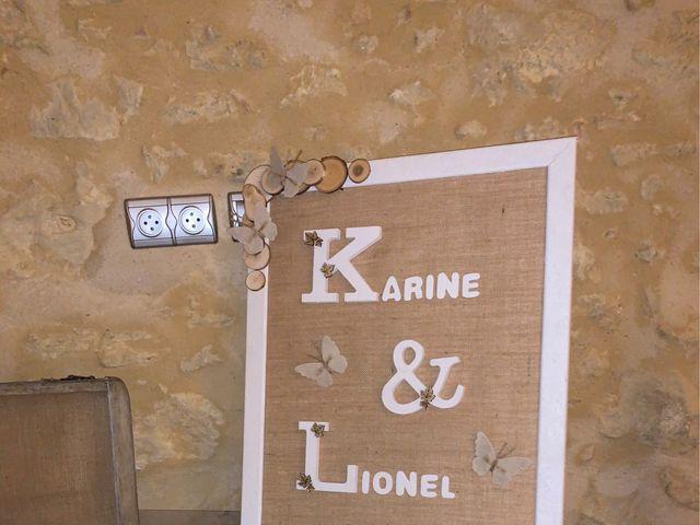 Le mariage de Lionel et Karine à Langon, Gironde 131