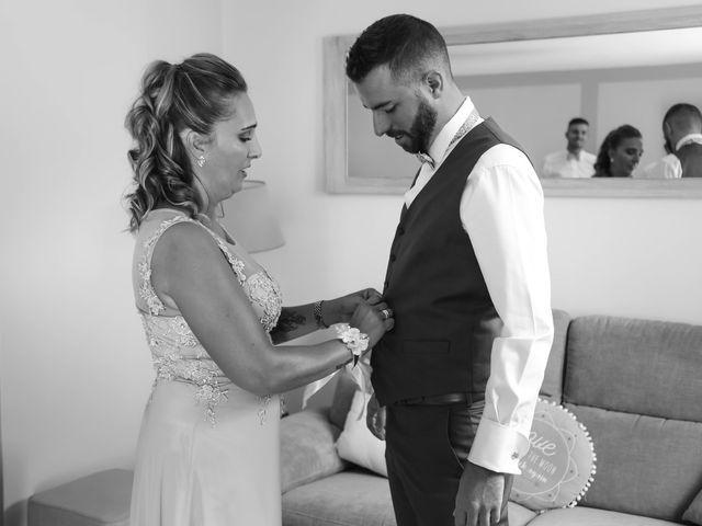 Le mariage de Steven et Justine à Bazoches-sur-Guyonne, Yvelines 10