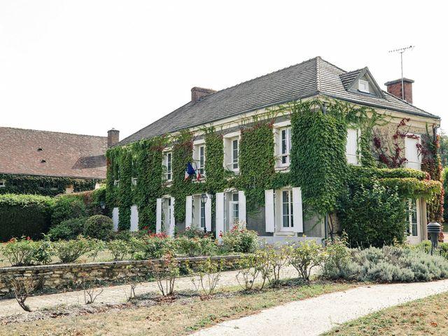 Le mariage de Steven et Justine à Bazoches-sur-Guyonne, Yvelines 50