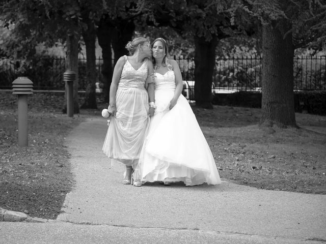 Le mariage de Steven et Justine à Bazoches-sur-Guyonne, Yvelines 57