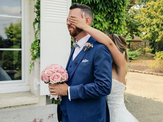 Le mariage de Steven et Justine à Bazoches-sur-Guyonne, Yvelines 60