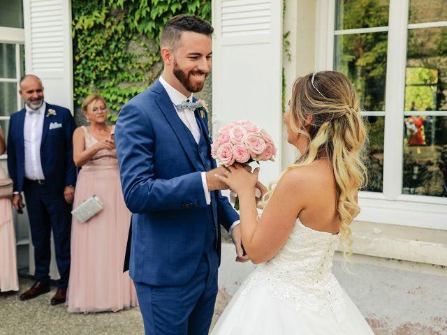 Le mariage de Steven et Justine à Bazoches-sur-Guyonne, Yvelines 61