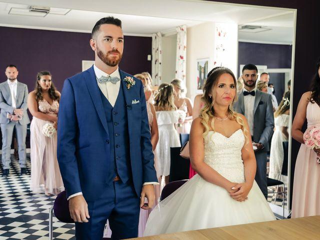Le mariage de Steven et Justine à Bazoches-sur-Guyonne, Yvelines 64