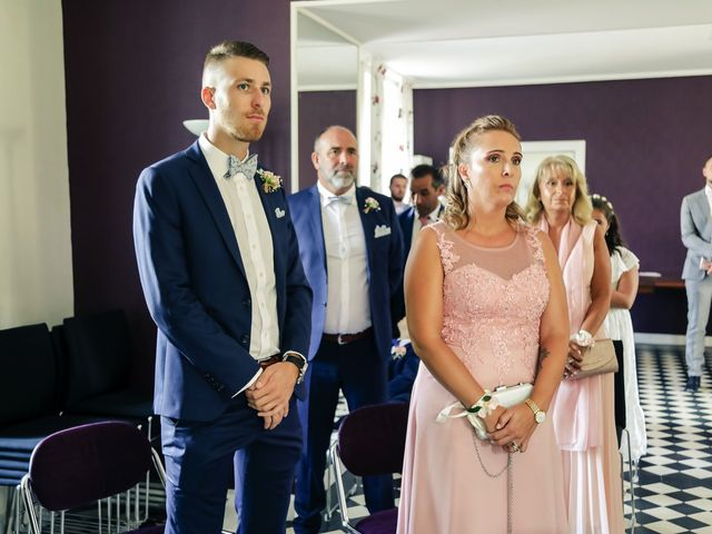 Le mariage de Steven et Justine à Bazoches-sur-Guyonne, Yvelines 66