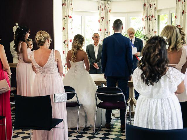 Le mariage de Steven et Justine à Bazoches-sur-Guyonne, Yvelines 67