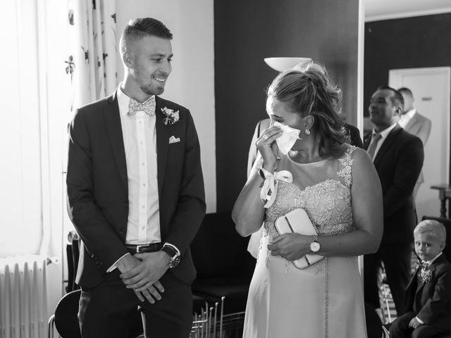 Le mariage de Steven et Justine à Bazoches-sur-Guyonne, Yvelines 71