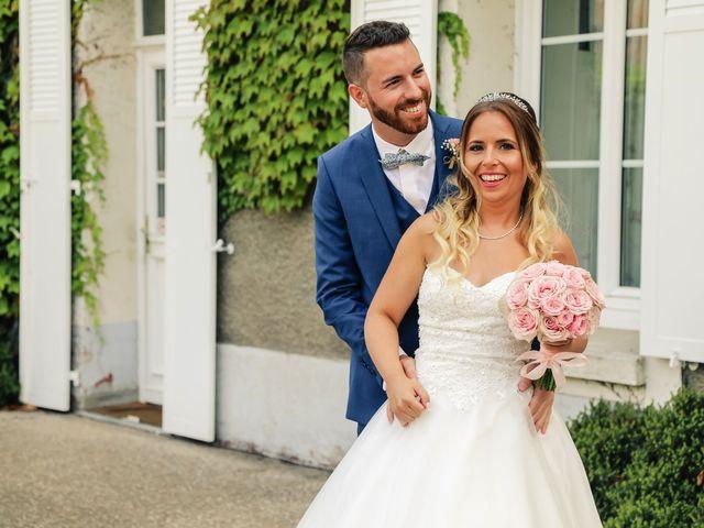 Le mariage de Steven et Justine à Bazoches-sur-Guyonne, Yvelines 80