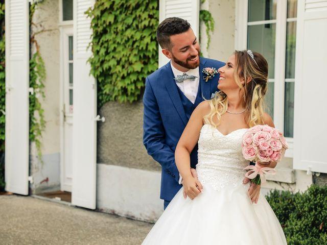 Le mariage de Steven et Justine à Bazoches-sur-Guyonne, Yvelines 81