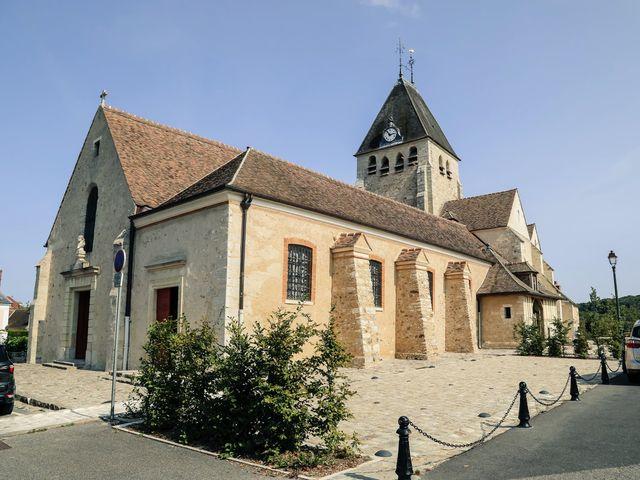 Le mariage de Steven et Justine à Bazoches-sur-Guyonne, Yvelines 82