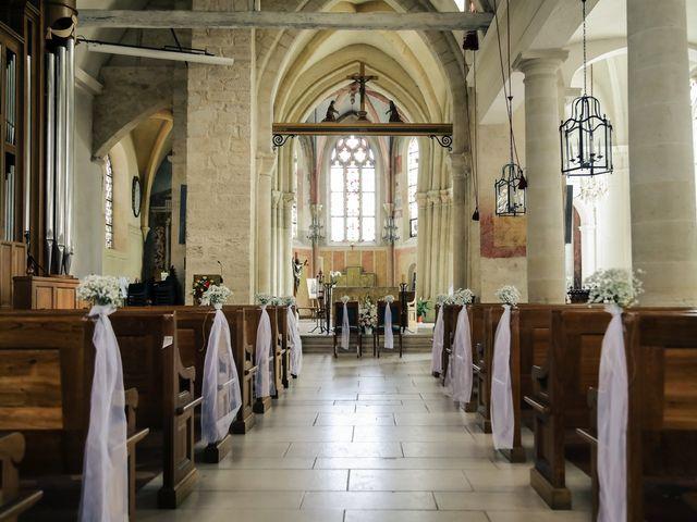 Le mariage de Steven et Justine à Bazoches-sur-Guyonne, Yvelines 83