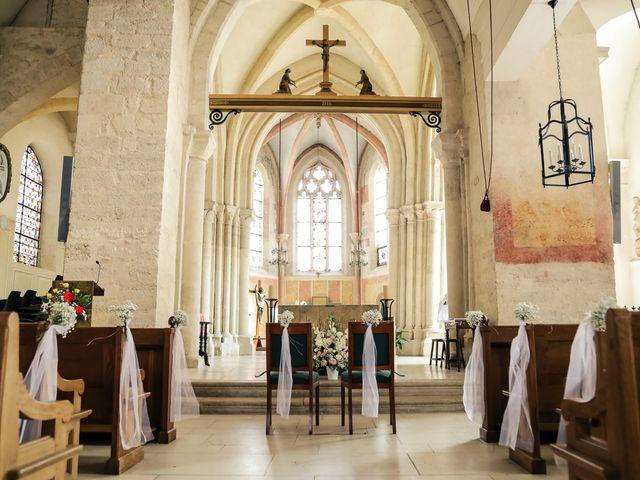 Le mariage de Steven et Justine à Bazoches-sur-Guyonne, Yvelines 84