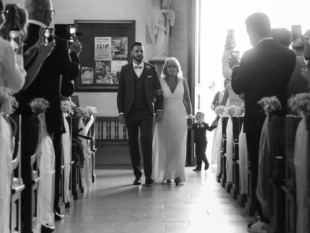 Le mariage de Steven et Justine à Bazoches-sur-Guyonne, Yvelines 87
