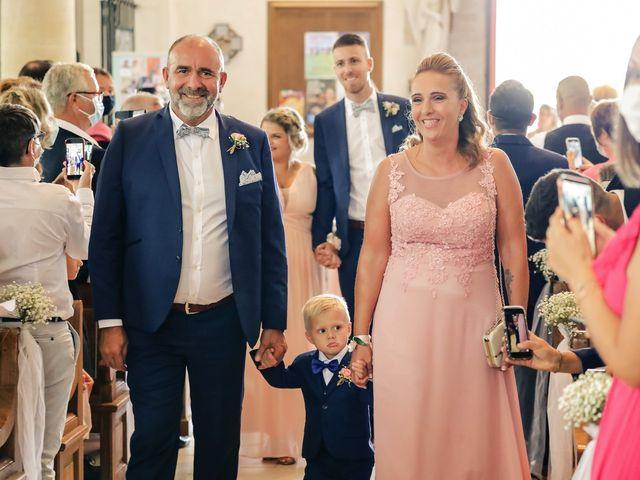 Le mariage de Steven et Justine à Bazoches-sur-Guyonne, Yvelines 89